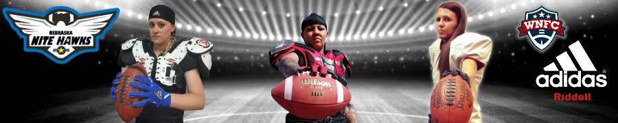 banner image for Nebraska NiteHawks Women's Tackle Football