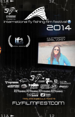 If4 chicago il tue mar 18 2014 for International fly fishing film festival