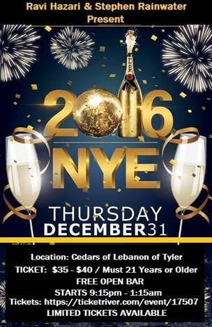 What Are You Doing For New Years Eve Come Party With All Of Your Friends And Family At The 2nd Annual BASH Last Year Was Just A Sneak