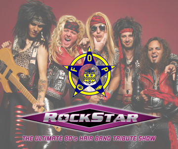 Rockstar The Ultimate 80s Hair Band Sat Mar 10 2018
