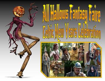 All Hallows Fantasy Faire 2018