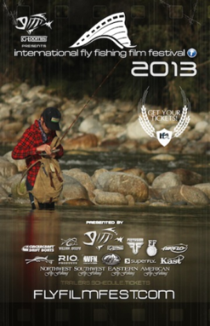 If4 bend or thu apr 4 2013 for International fly fishing film festival