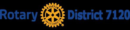 Rotary District 7120 Logo